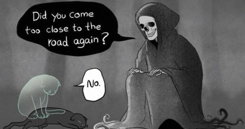 Viral Sorrowful Short Comics That Made the World Cry by Jenny-Jinya