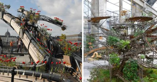The Heron's Tree – to be Completed in 2022